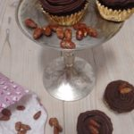 Schokoladencupcakes mit Chili