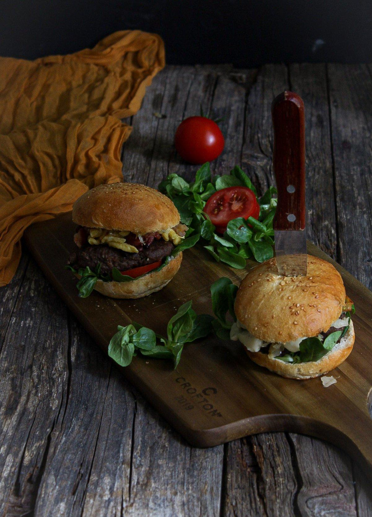 Sauerkrautburger